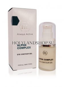 Holy Land Alpha Complex Eye Contour Gel 20ml